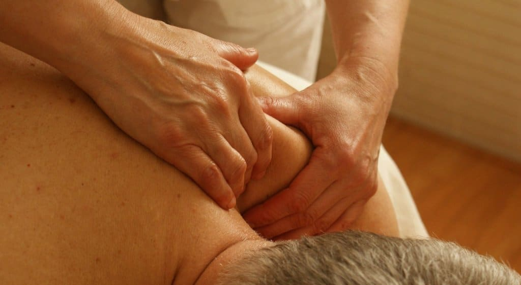 Ayurvedic Massage - the Art of Living Retreat Center