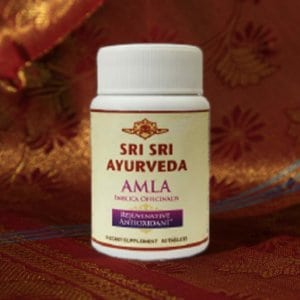 amla at ayurvedic center