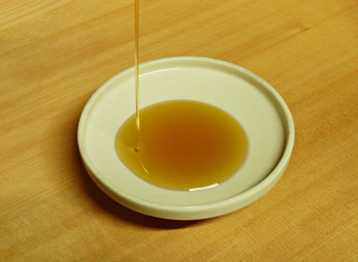 Sesame oil self abhyanga