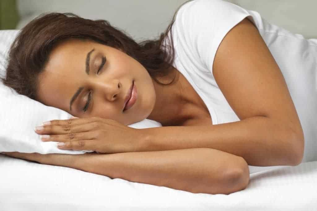 sleep better with Ayurveda - relaxing sleep