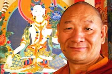 Mindfulness retreat and buddhist retreat with Lama Migmar in North Carolina