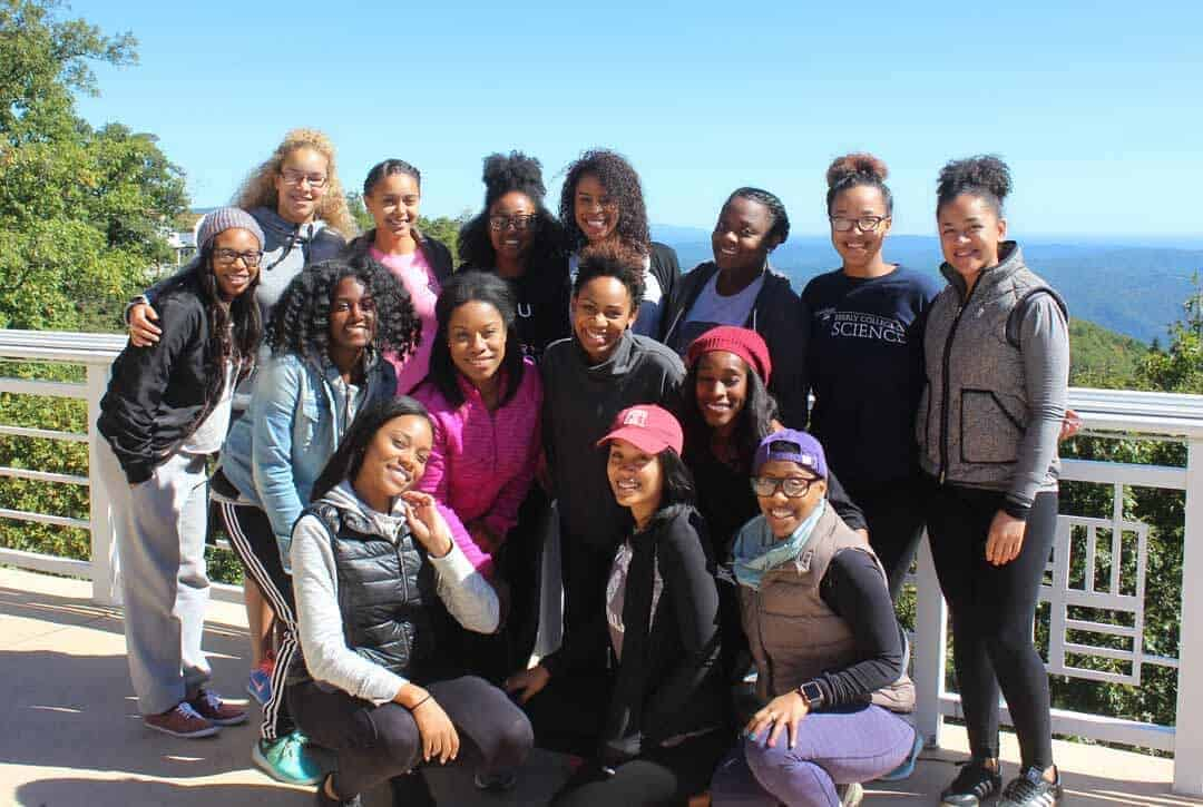 holistic lioness women of color retreat