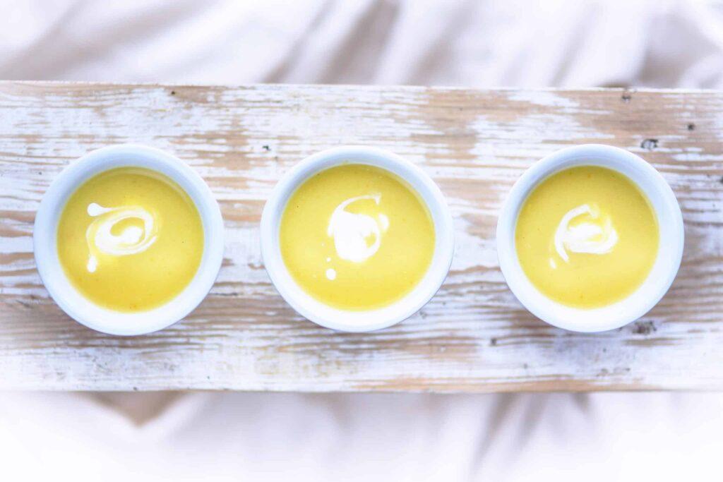Sweet Potato Soup - the Art of Living Retreat Center