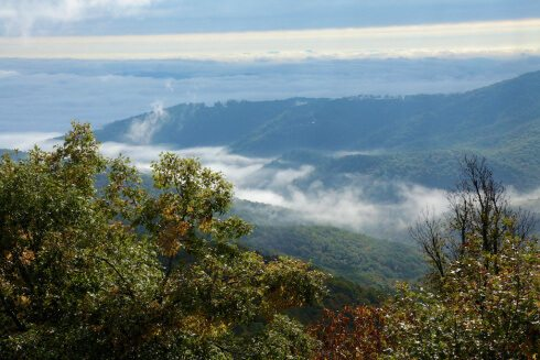 Blue Ridge Mountains Silent Retreats