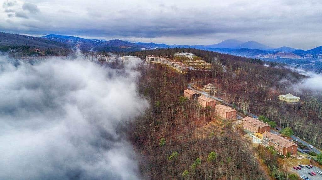 Boone NC aerial