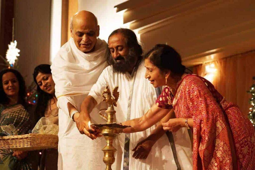 Sri Sri School of Yoga Inauguration