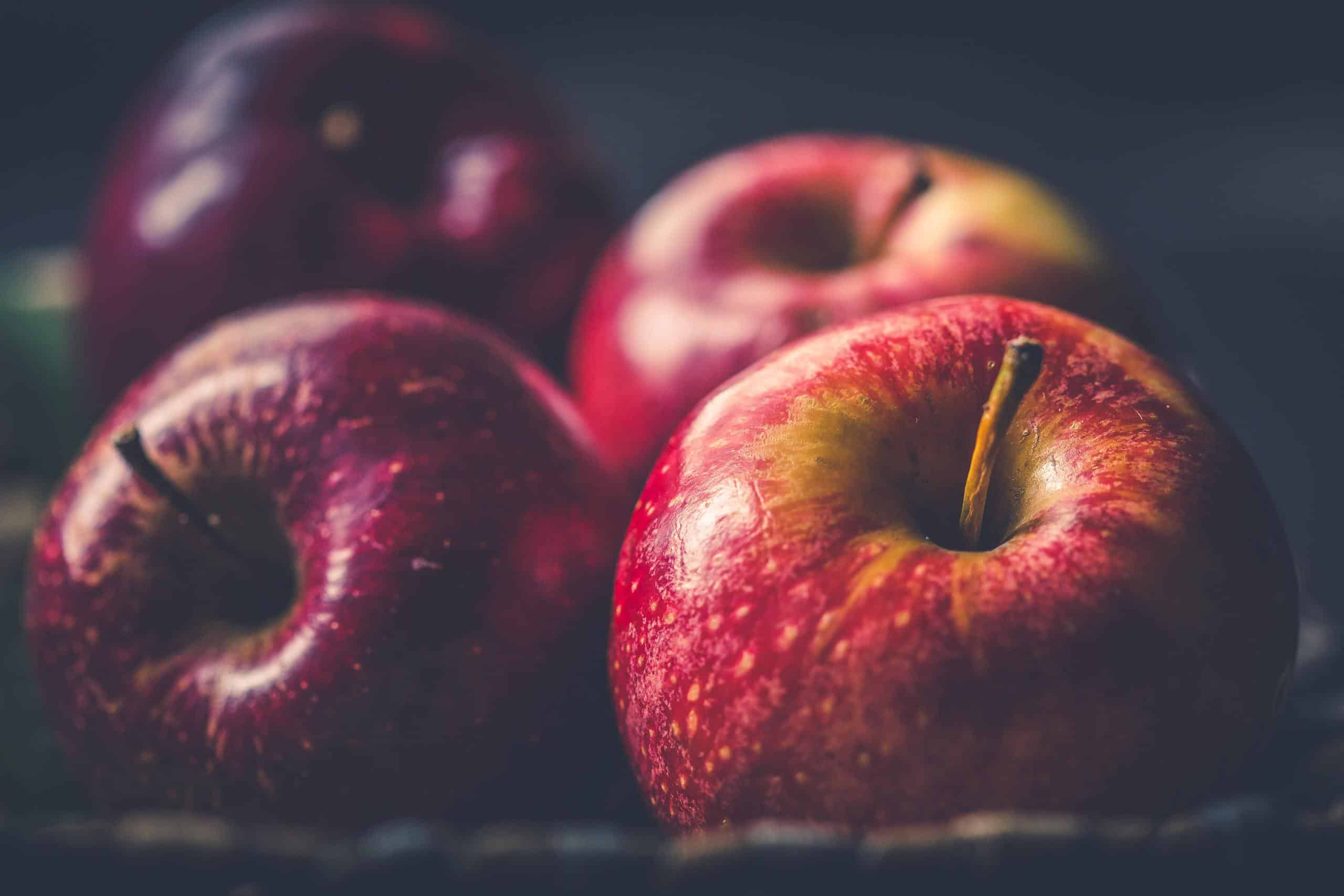 Vegan Baked Apple Recipe - the Art of Living Retreat Center