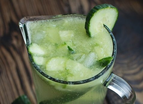 Ayurvedic Recipes - Cucumber Cooler