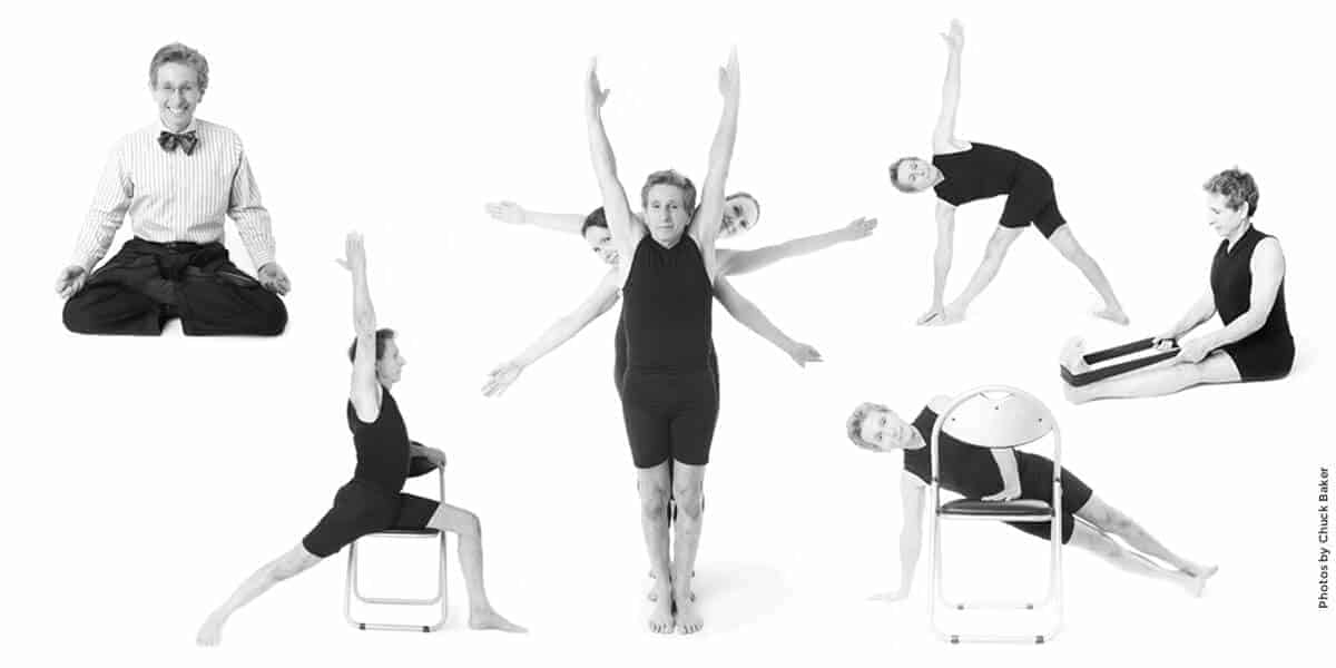 Loren Fishman - Yoga for Osteoporosis