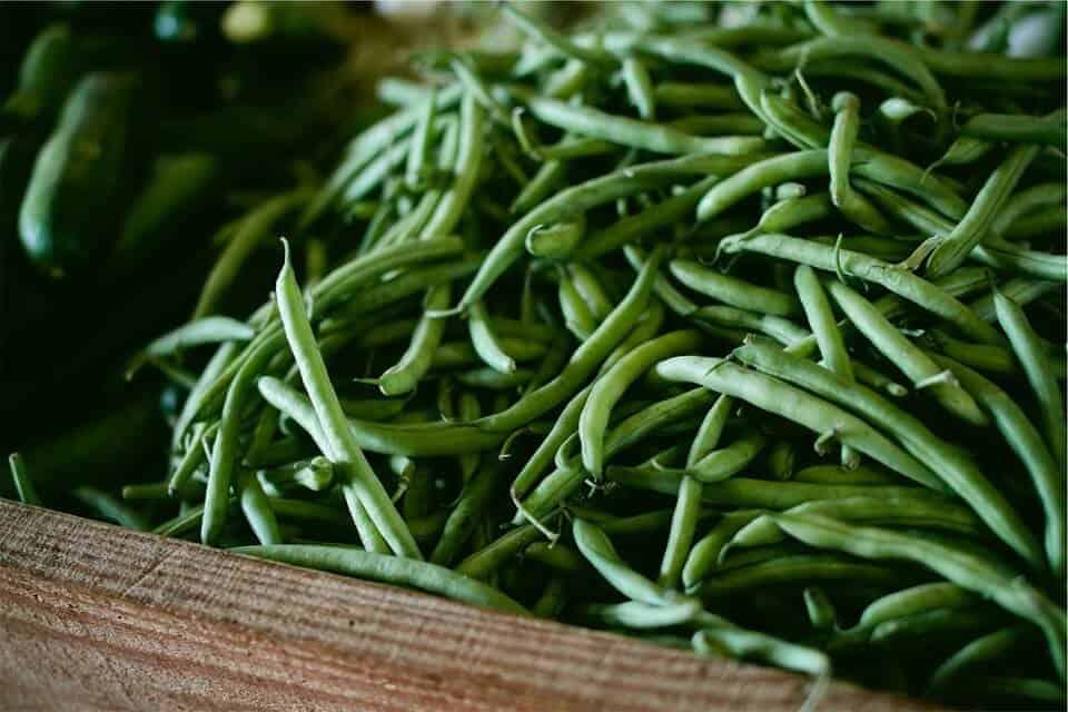 Ayurvedic Recipes - Summer Green Bean Salad