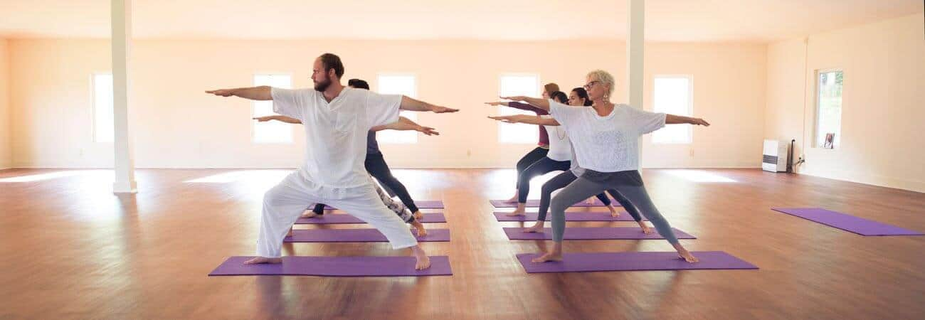 Yoga Class in Boone, NC