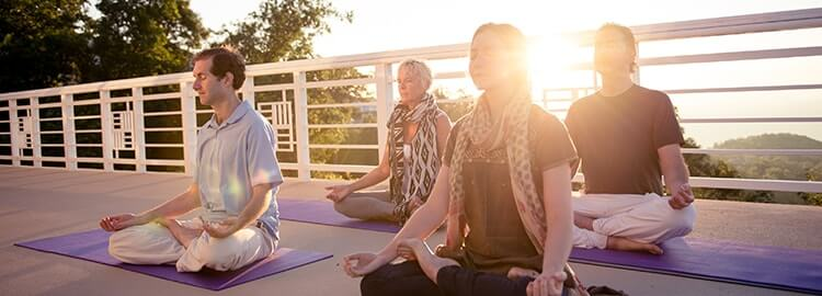 Meditation Retreat in the Blue Ridge Mountains