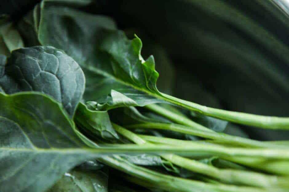 Ayurvedic Recipes - Sauteed Greens