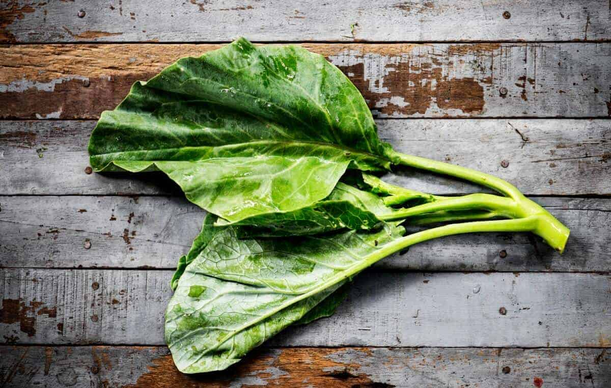 Ayurvedic Recipes: Collard Greens