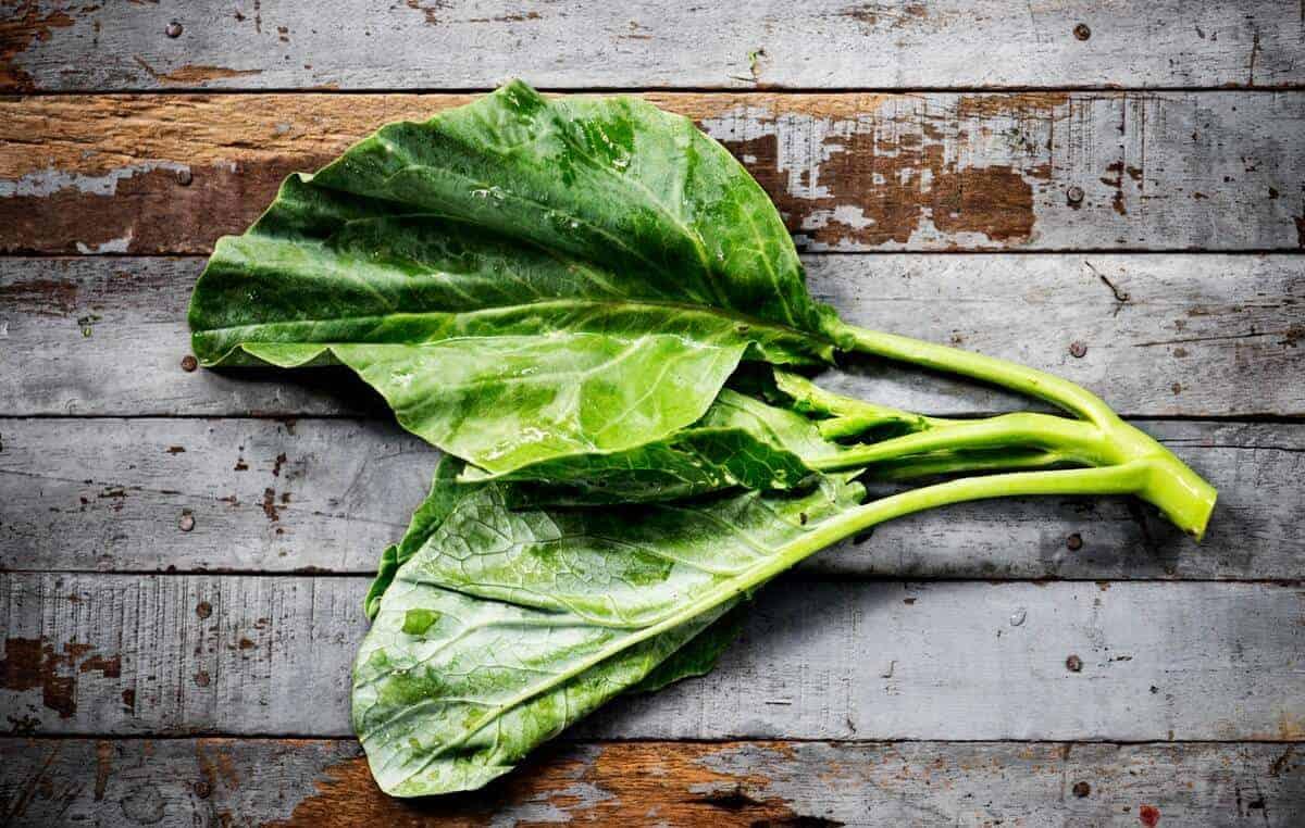 Ayurvedic Recipes: Collard Greens