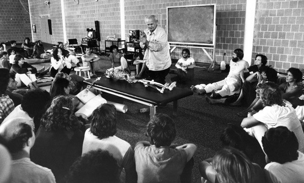 The Feldenkrais Method - Art of Living Retreat Center