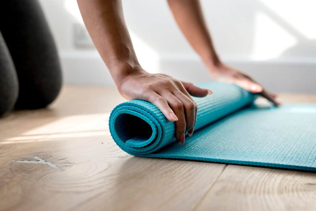 Yoga Routine for High Blood Pressure