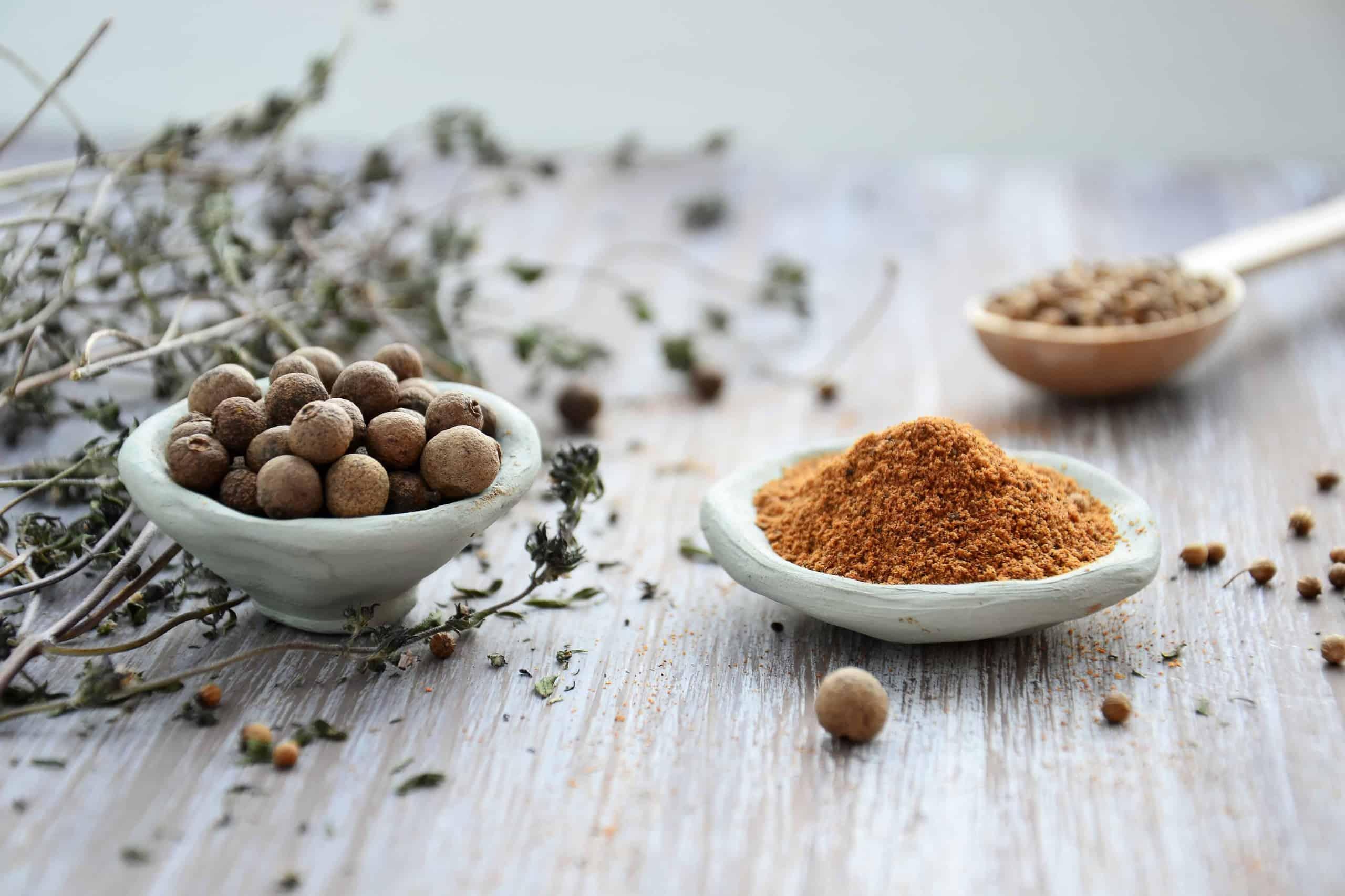 Agni Aid Spice Mix - the Art of Living Retreat Center