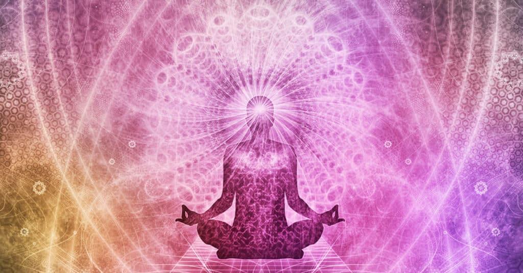 chakra meditation image