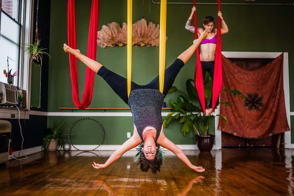 Is Yoga Trapeze the Answer to Back Pain?