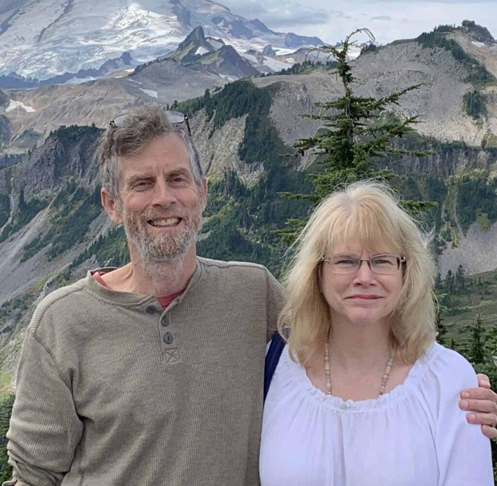 Marcia and Jack Hebrank