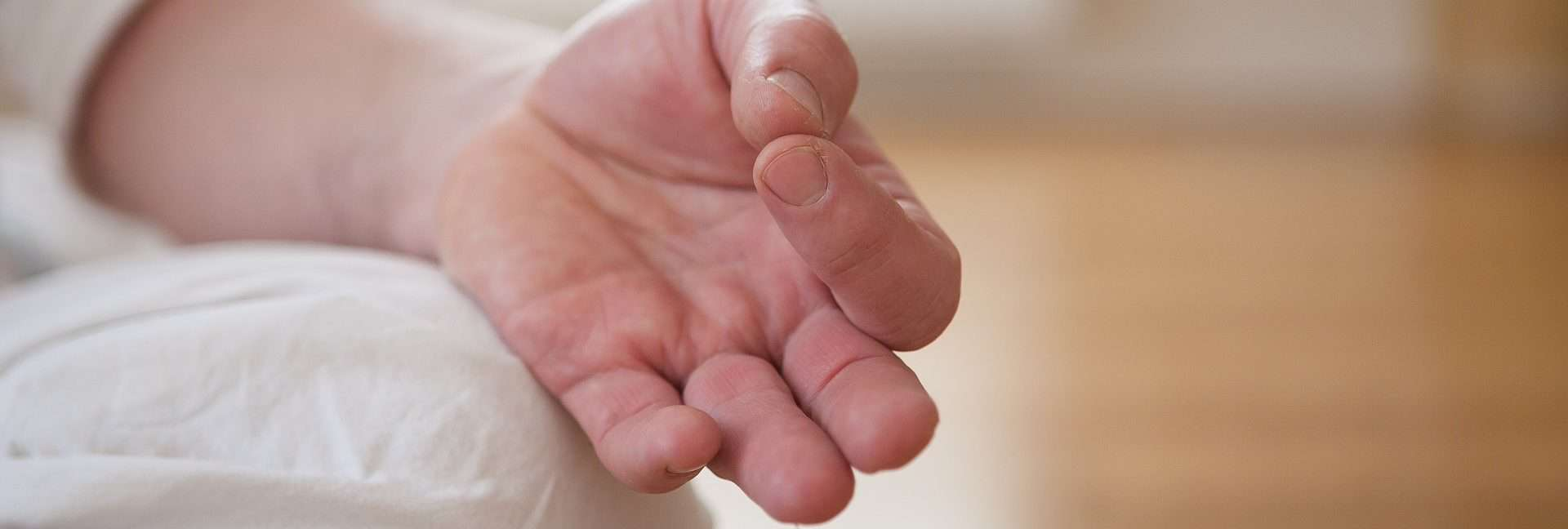 hand mudra