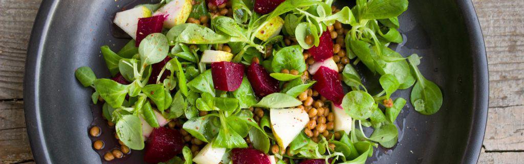 salad vegetarian