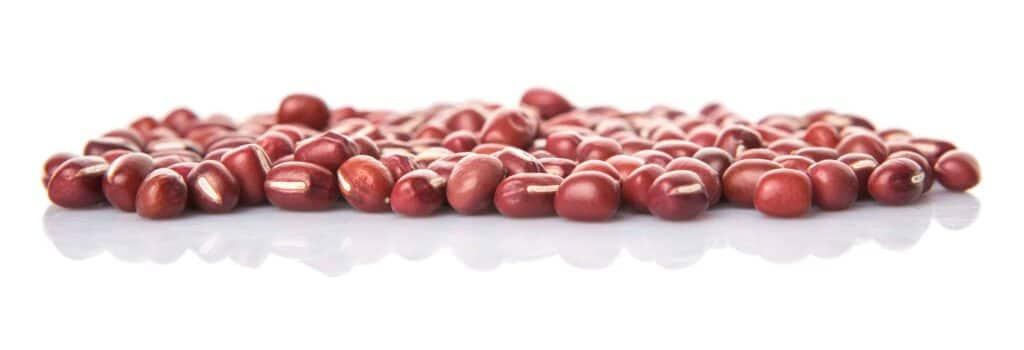 adzuki mung beans