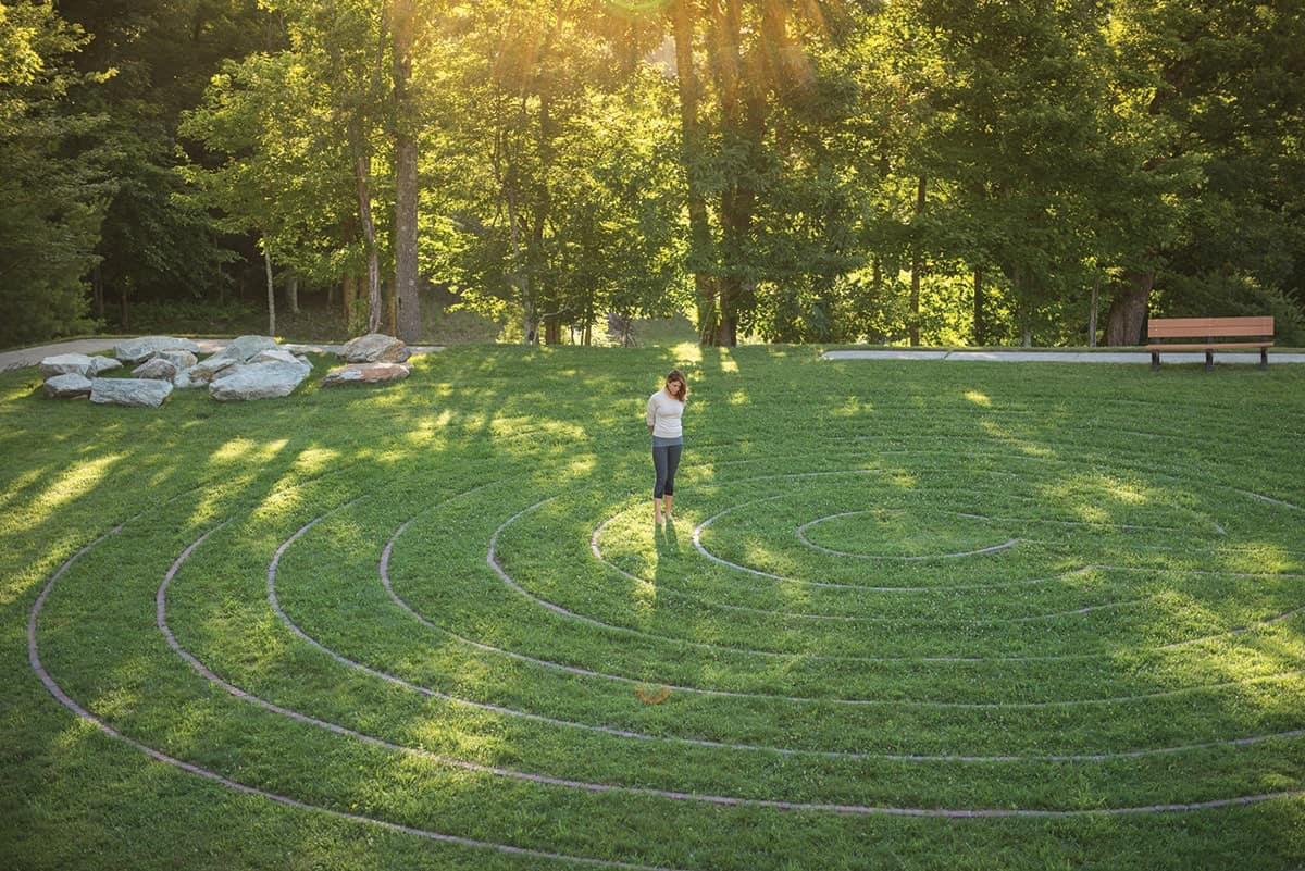 aolrc campus labyrinth min