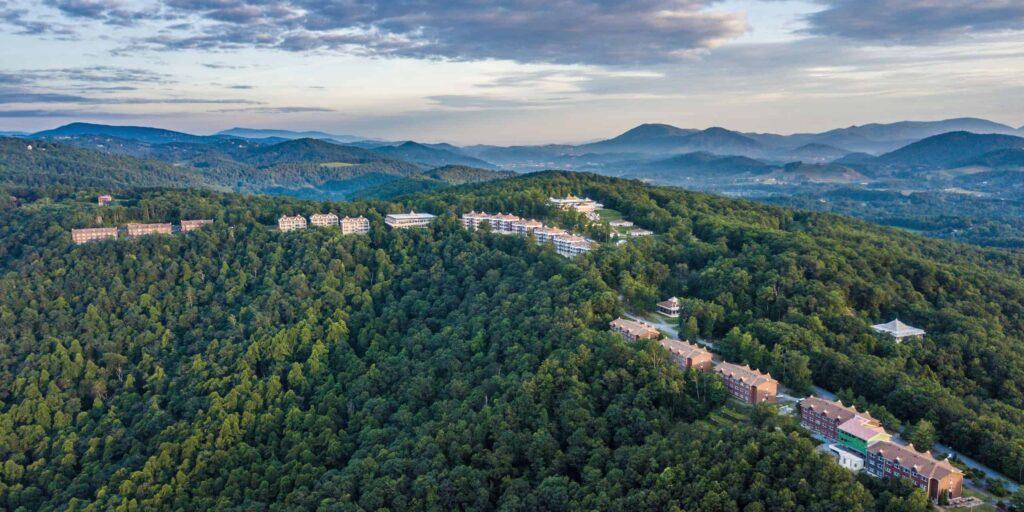 aerial landscape summer scaled