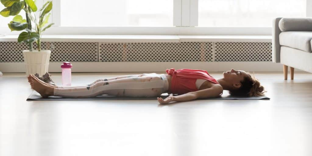 Yoga Nidra Corpse Pose Shavasana