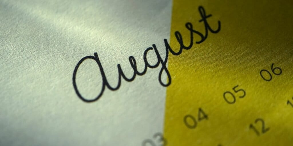 august guide