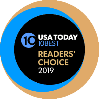 10Best USA Today 2019