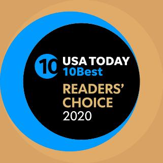 10Best Readers' Choice 2020