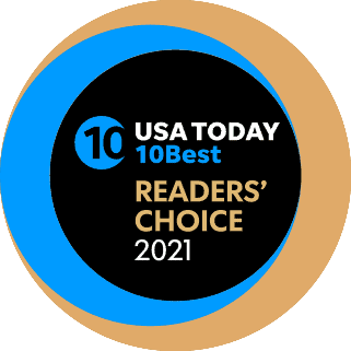 USA Today 10Best RCA 2021