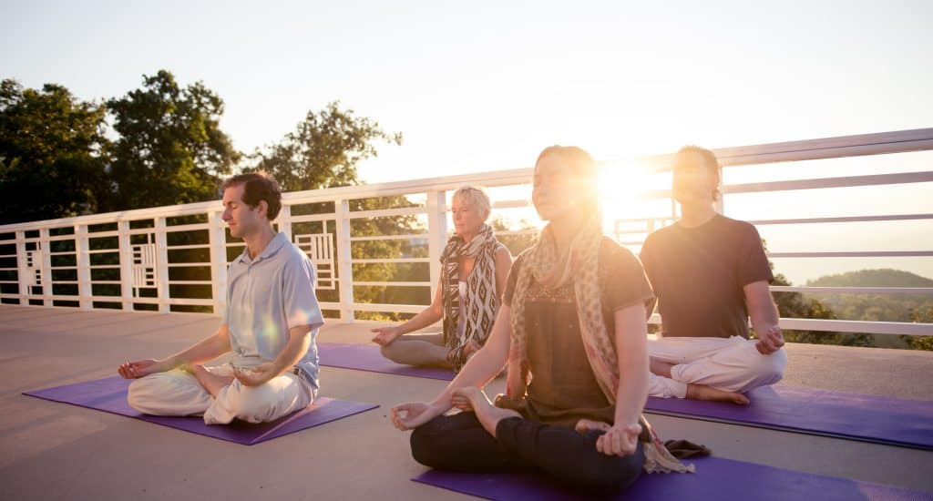 event image meditation