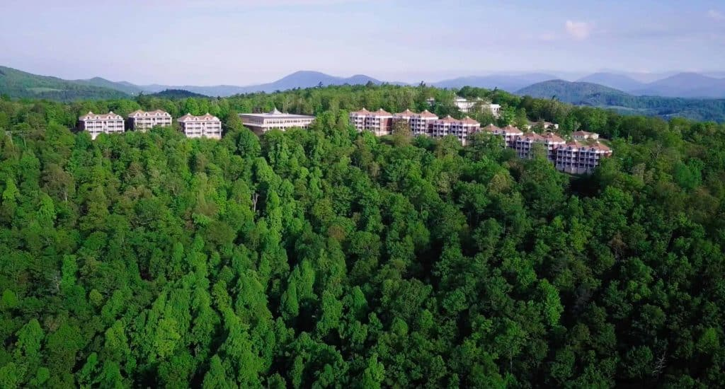 The Art of Living Retreat, Boone, North Carolina