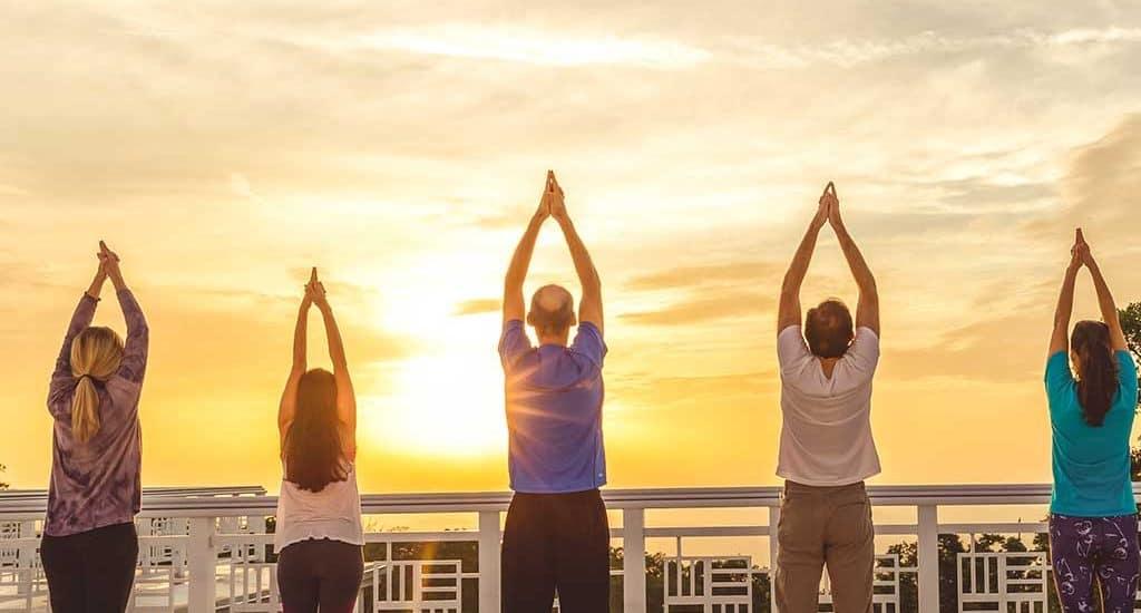 yoga retreats in boone nc